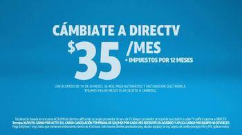 DIRECTV TV Spot, 'Deja el cable: $35 dólares al mes' [Spanish] - Thumbnail 8