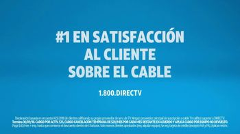 DIRECTV TV Spot, 'Deja el cable: $35 dólares al mes' [Spanish] - Thumbnail 9