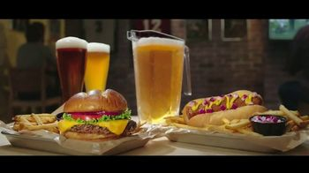 Buffalo Wild Wings $5 Gameday Menu TV Spot, 'Simple Creatures' - 112 commercial airings