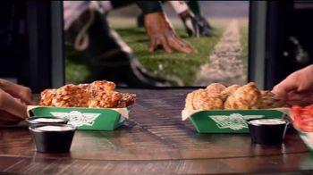 Wingstop Big Night In Bundle TV Spot, 'Not in the Playbook' - Thumbnail 2