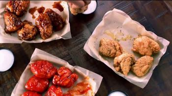 Wingstop Big Night In Bundle TV Spot, 'Not in the Playbook' - Thumbnail 6
