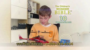 Wonder Bible TV Spot, 'For Everyone' - Thumbnail 6