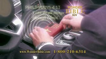 Wonder Bible TV Spot, 'For Everyone' - Thumbnail 7