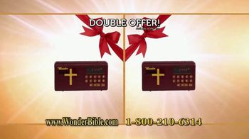 Wonder Bible TV Spot, 'For Everyone' - Thumbnail 9