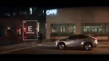 2019 Lexus NX 300 TV Spot, 'Always in Your Element' [T2] - 399 commercial airings