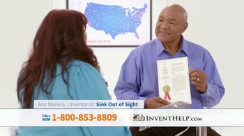 InventHelp TV Spot, 'Clients Meet George Foreman and Give Testimonials'