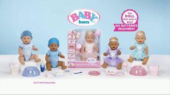 BABY born TV Spot, 'Sweet Dreams' - Thumbnail 9