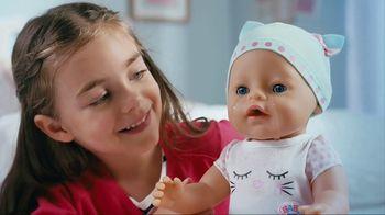 BABY born TV Spot, 'Sweet Dreams'