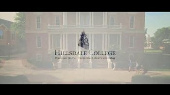 Hillsdale College TV Spot, 'Education' - Thumbnail 10