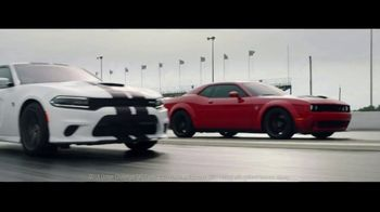 Dodge TV Spot, 'On Your Mark: Challenger and Charger' [T2]