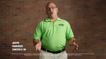 Papa John's Large 1-Topping Pizza TV Spot, 'Pizza on Us' - Thumbnail 5