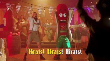 Wienerschnitzel Bratwurst TV Spot, 'Oktoberfest'