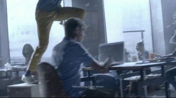 Dockers All Seasons Tech TV Spot, 'Warming Up to Co-Workers' - Thumbnail 6