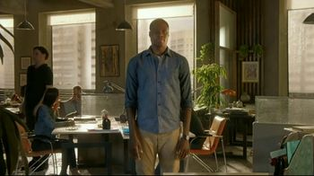 Dockers All Seasons Tech TV Spot, 'Warming Up to Co-Workers' - Thumbnail 8