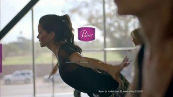 Poise Impressa TV Spot, 'Own Every Moment' Ft. Brooke Burke-Charvet