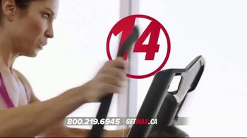 Bowflex Max Trainer Labour Day Sale TV Spot, 'No Time for a Workout' - Thumbnail 3