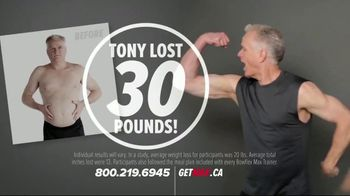 Bowflex Max Trainer Labour Day Sale TV Spot, 'No Time for a Workout' - Thumbnail 6