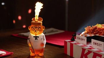 KFC Hot Honey Chicken TV Spot, 'Sweet Heat'