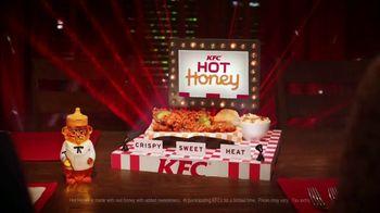 KFC Hot Honey Chicken TV Spot, 'Sweet Heat' - Thumbnail 3