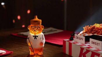 KFC Hot Honey Chicken TV Spot, 'Sweet Heat' - Thumbnail 7