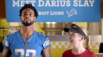 Hungry Howie's TV Spot, 'Darius Slay Becomes Flavor Fanatic'