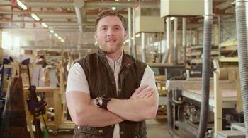 Comcast Business TV Spot, 'Woodchuck Customer Testimonial'