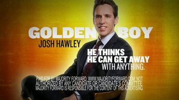 Majority Forward TV Spot, 'Golden Boy' - Thumbnail 9