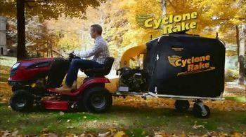Cyclone Rake TV Spot, 'Leaf Cleanup' - Thumbnail 2