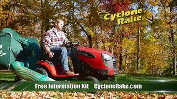 Cyclone Rake TV Spot, 'Leaf Cleanup' - Thumbnail 5
