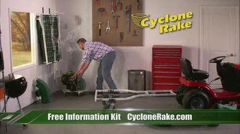 Cyclone Rake TV Spot, 'Leaf Cleanup' - Thumbnail 7