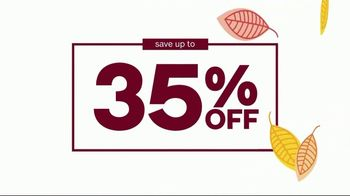 Ashley HomeStore Fall Home Sale TV Spot, 'Fresh Look' - Thumbnail 4