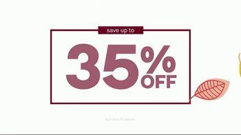 Ashley HomeStore Fall Home Sale TV Spot, 'Fresh Look' - Thumbnail 5