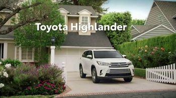 2018 Toyota Highlander TV Spot, 'The Powell Family' [T1] - Thumbnail 1