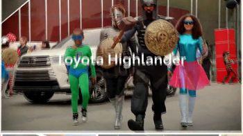 2018 Toyota Highlander TV Spot, 'The Powell Family' [T1] - Thumbnail 10
