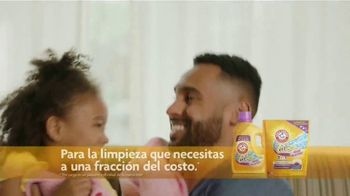 Arm & Hammer Plus OxiClean with Odor Blasters TV Spot, 'Ciclos' [Spanish] - Thumbnail 7