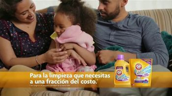 Arm & Hammer Plus OxiClean with Odor Blasters TV Spot, 'Ciclos' [Spanish] - Thumbnail 8
