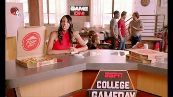 Pizza Hut TV Spot, 'ESPN: Flip It Out' Featuring Maria Taylor - 5 commercial airings