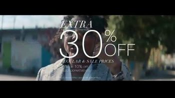 Macy's VIP Sale TV Spot, 'Rare Discounts' Featuring Becky Hammon - Thumbnail 4