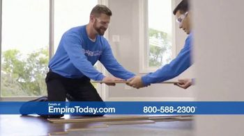 Empire Today 75 Percent Off Sale TV Spot, 'Beautiful New Floors for Less' - Thumbnail 5