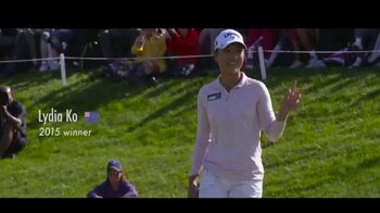Evian Resort TV Spot, 'Women's Golf Legends' - Thumbnail 4