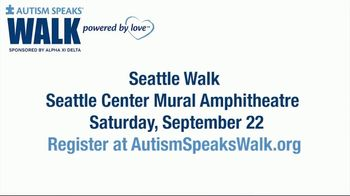 Autism Speaks Walk TV Spot, 'Increase Understanding and Acceptance' - Thumbnail 10