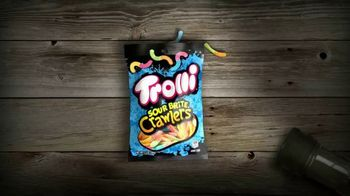 Trolli Sour Brite Crawlers TV Spot, 'Aurora Trolli-Allis' - Thumbnail 10