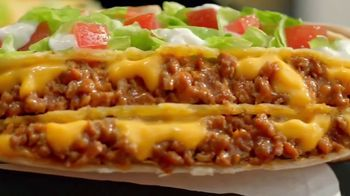 Taco Bell Triple Double Crunchwrap Box TV Spot, 'Back and Front' - Thumbnail 5