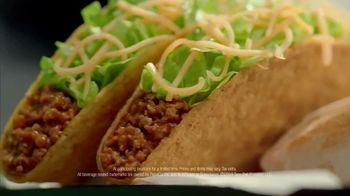 Taco Bell Triple Double Crunchwrap Box TV Spot, 'Back and Front' - Thumbnail 6