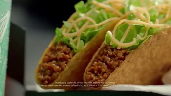 Taco Bell Triple Double Crunchwrap Box TV Spot, 'Back and Front' - Thumbnail 7