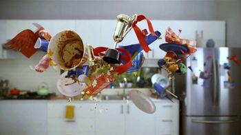 Glad Advanced Protection Kitchen Bags TV Spot, 'Trash Talk'