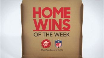 Pizza Hut TV Spot, 'Home Win of the Week: Packers' - Thumbnail 10