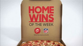 Pizza Hut TV Spot, 'Home Win of the Week: Packers' - Thumbnail 2