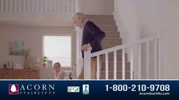 Acorn Stairlifts TV Spot, 'The Decision' - Thumbnail 1