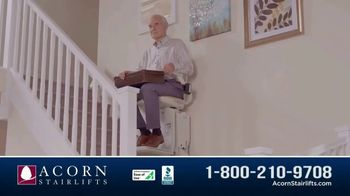 Acorn Stairlifts TV Spot, 'The Decision' - Thumbnail 9